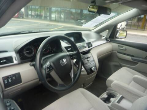 2011 Honda Odyssey for sale at Roswell Auto Imports in Austell GA