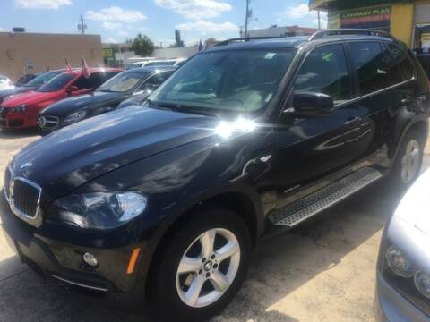 2009 BMW X5 for sale at Trans Copacabana Auto Sales in Hollywood FL