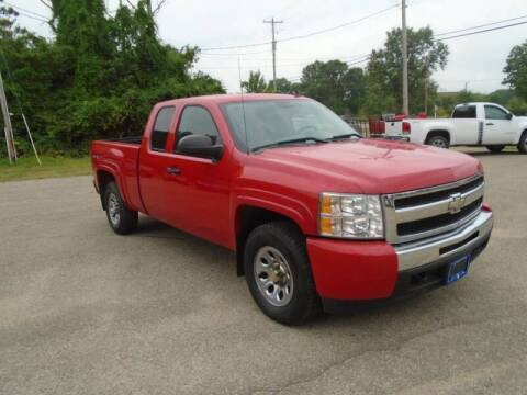 2009 Chevrolet Silverado 1500 for sale at Michigan Auto Sales in Kalamazoo MI