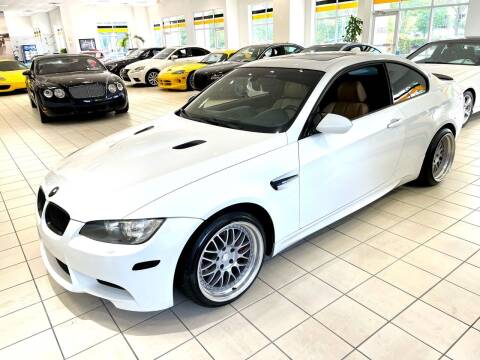 2008 BMW M3 for sale at Weaver Motorsports Inc in Cary NC