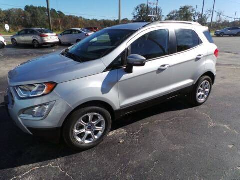 2020 Ford EcoSport for sale at TIMBERLAND FORD in Perry FL