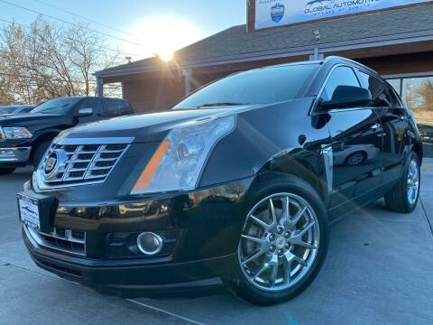 2013 Cadillac SRX for sale at Global Automotive Imports of Denver in Denver CO