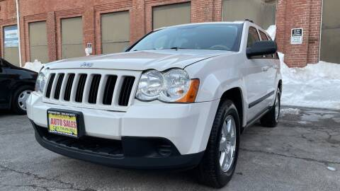 2009 Jeep Grand Cherokee for sale at Rocky's Auto Sales in Worcester MA