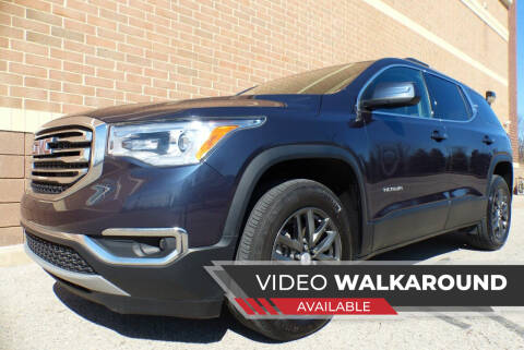 2018 GMC Acadia for sale at Macomb Automotive Group in New Haven MI