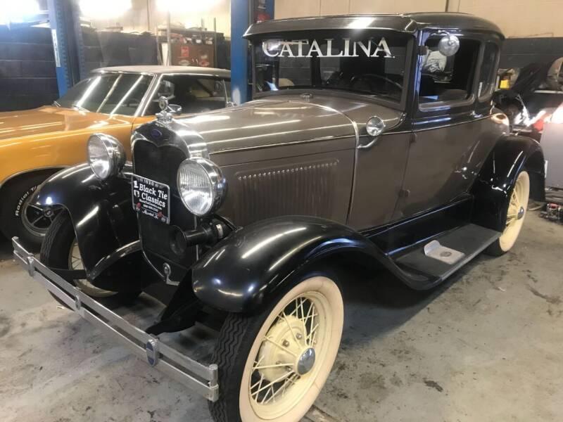 1930 Ford Deluxe for sale at Black Tie Classics in Stratford NJ