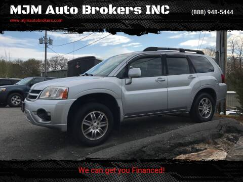 2007 Mitsubishi Endeavor for sale at MJM Auto Brokers INC in Gloucester MA
