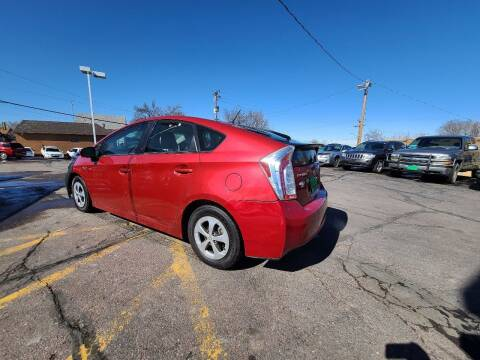2014 Toyota Prius for sale at Geareys Auto Sales of Sioux Falls, LLC in Sioux Falls SD