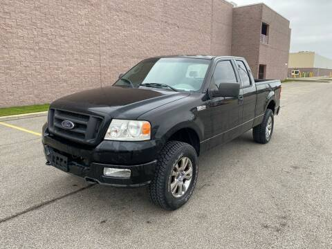 2004 Ford F-150 for sale at JE Autoworks LLC in Willoughby OH