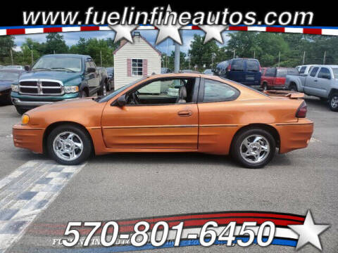 2004 Pontiac Grand Am for sale at FUELIN FINE AUTO SALES INC in Saylorsburg PA