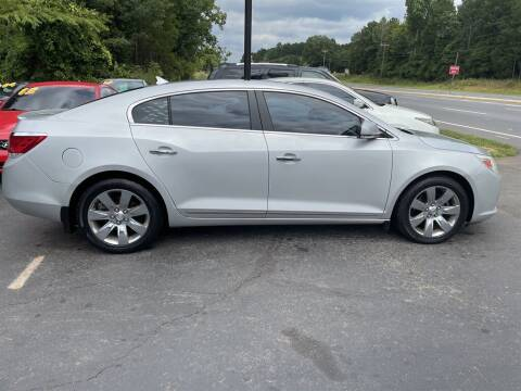2011 Buick LaCrosse for sale at Momentum Motor Group in Lancaster SC