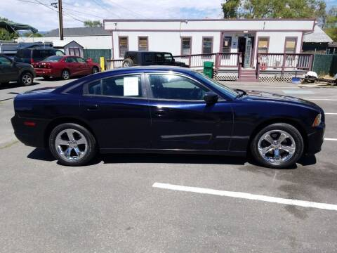 2011 Dodge Charger for sale at Freds Auto Sales LLC in Carson City NV