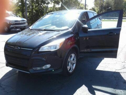 2013 Ford Escape for sale at Car Guys in Lenoir NC