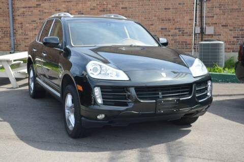 2008 Porsche Cayenne for sale at Performance Motor Cars in Washington Court House OH