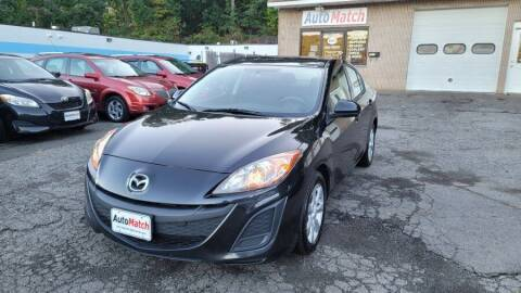 2011 Mazda MAZDA3 for sale at Auto Match in Waterbury CT