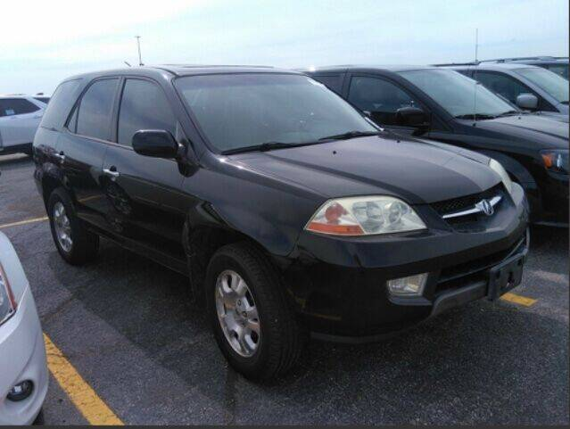 2001 Acura MDX for sale at HW Used Car Sales LTD in Chicago IL