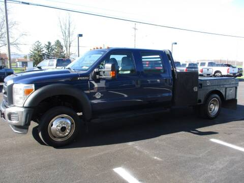 2012 Ford F-550 Super Duty for sale at FINAL DRIVE AUTO SALES INC in Shippensburg PA