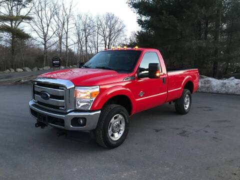 2016 Ford F-350 Super Duty for sale at Nala Equipment Corp in Upton MA