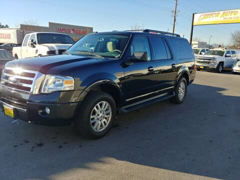 2014 Ford Expedition EL for sale at Canyon Auto Sales in Orem UT