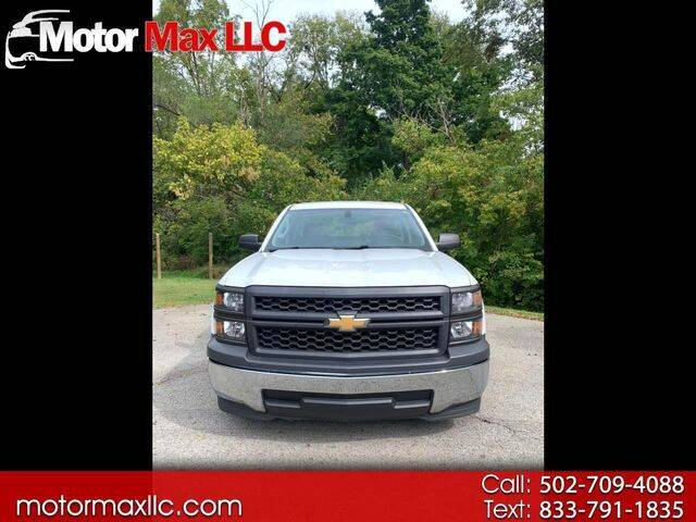 2014 Chevrolet Silverado 1500 for sale at Motor Max Llc in Louisville KY