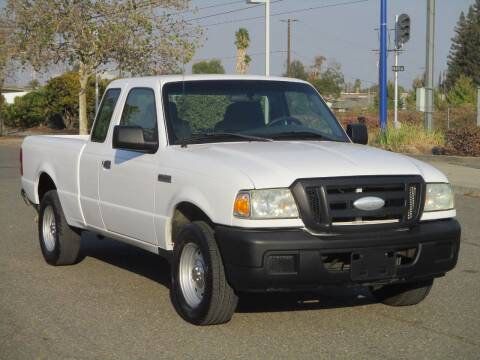 2007 Ford Ranger for sale at General Auto Sales Corp in Sacramento CA