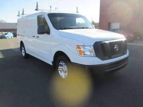 2013 Nissan NV Cargo for sale at Tri Town Truck Sales LLC in Watertown CT