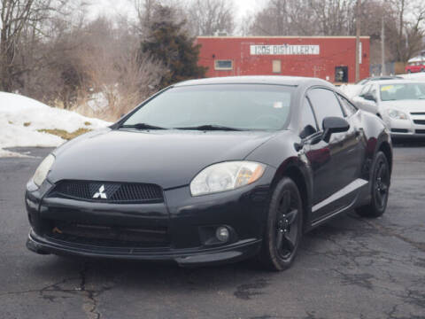 2009 Mitsubishi Eclipse for sale at Tom Roush Budget Westfield in Westfield IN