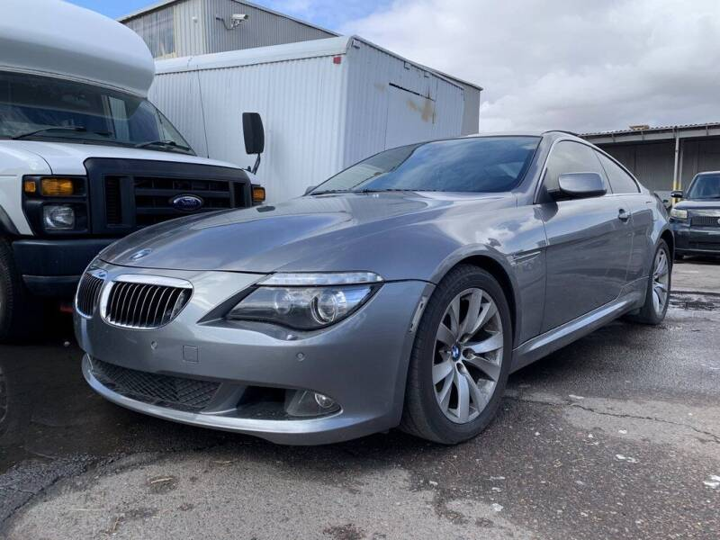 2008 BMW 6 Series for sale at AUTO HOUSE TEMPE in Tempe AZ