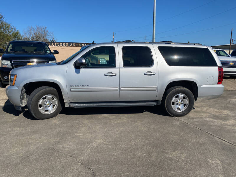 2014 Chevrolet Suburban for sale at Bobby Lafleur Auto Sales in Lake Charles LA