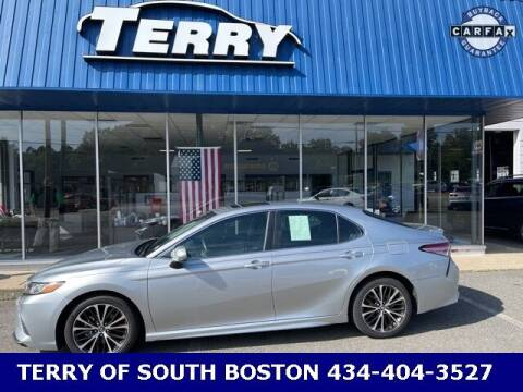 2018 Toyota Camry for sale at Terry of South Boston in South Boston VA