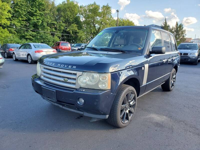 2006 Land Rover Range Rover for sale at K Tech Auto Sales in Leominster MA