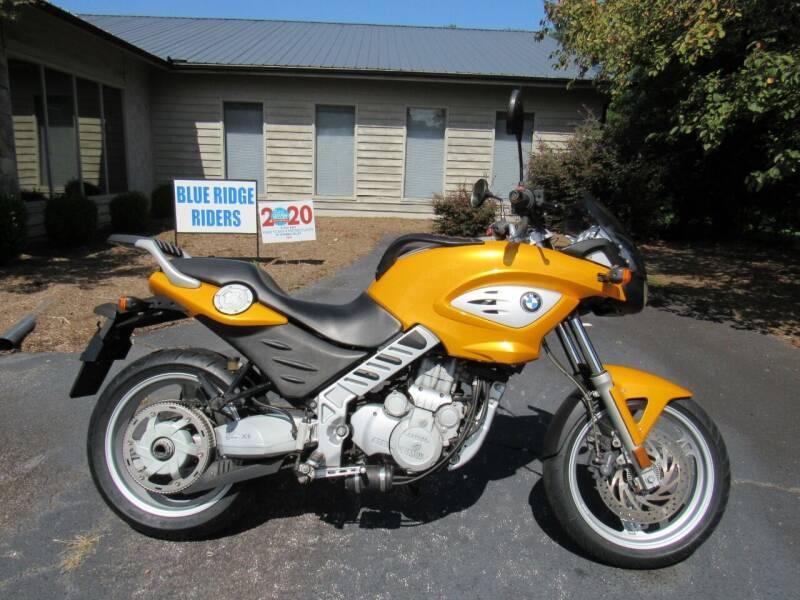 2005 BMW F650CS for sale at Blue Ridge Riders in Granite Falls NC