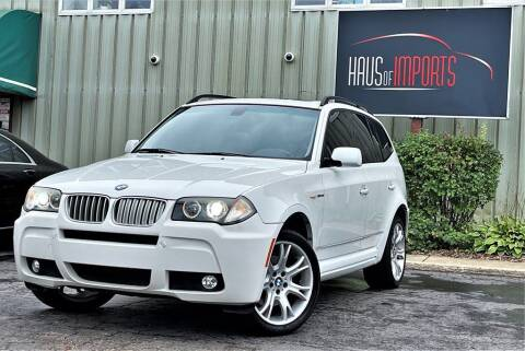 2007 BMW X3 for sale at Haus of Imports in Lemont IL