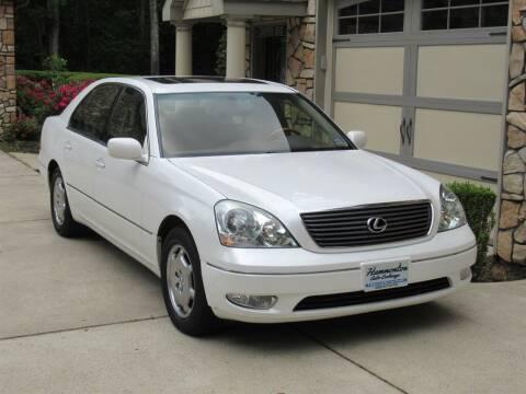 2002 Lexus LS 430 for sale at Hammonton Auto Exchange in Hammonton NJ