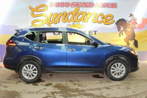 2020 Nissan Rogue for sale at Sundance Chevrolet in Grand Ledge MI