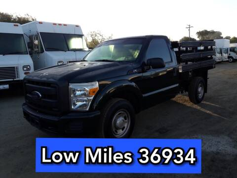 2012 Ford F-250 for sale at DOABA Motors in San Jose CA