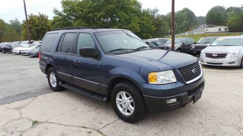 2005 Ford Expedition for sale at Unlimited Auto Sales in Upper Marlboro MD