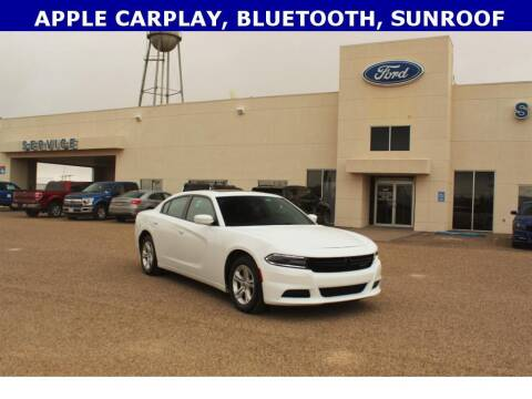 2019 Dodge Charger for sale at STANLEY FORD ANDREWS in Andrews TX