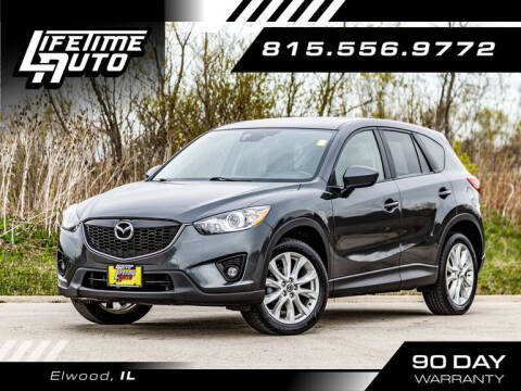2014 Mazda CX-5 for sale at Lifetime Auto in Elwood IL