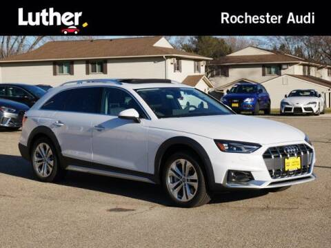 2021 Audi A4 allroad for sale at Park Place Motor Cars in Rochester MN