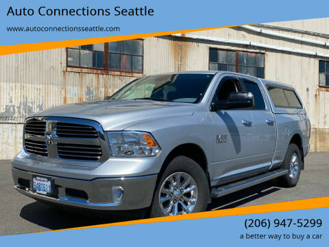 2013 RAM Ram Pickup 1500 for sale at Auto Connections Seattle in Seattle WA