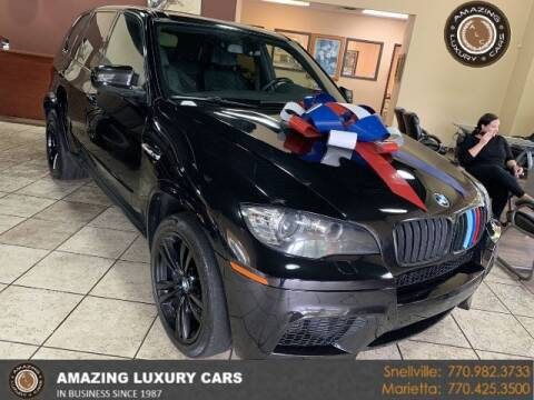 2013 BMW X5 M for sale at Amazing Luxury Cars in Snellville GA