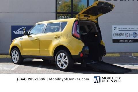 2016 Kia Soul for sale at CO Fleet & Mobility in Denver CO