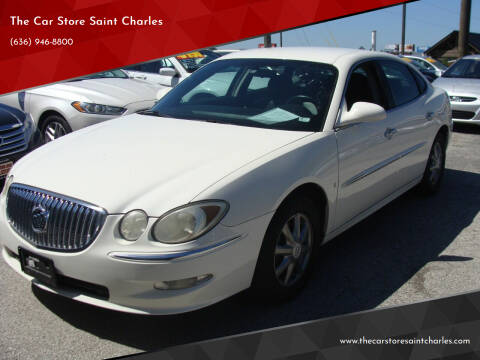 2008 Buick LaCrosse for sale at The Car Store Saint Charles in Saint Charles MO