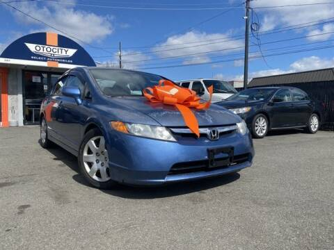 2007 Honda Civic for sale at OTOCITY in Totowa NJ