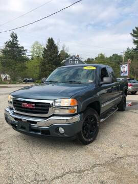 2007 GMC Sierra 1500 Classic for sale at Hornes Auto Sales LLC in Epping NH