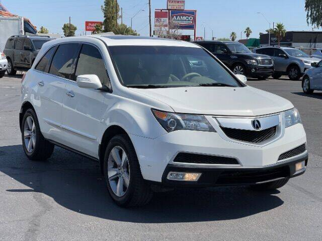 2012 Acura MDX for sale at Brown & Brown Wholesale in Mesa AZ