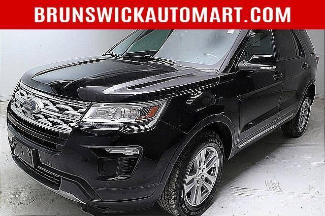2018 Ford Explorer for sale at Brunswick Auto Mart in Brunswick OH