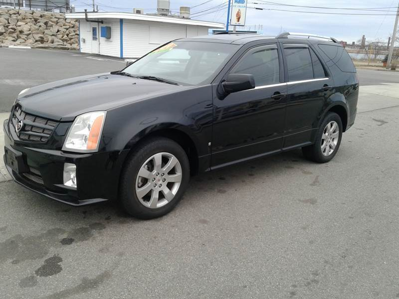 2009 Cadillac SRX for sale at Nelsons Auto Specialists in New Bedford MA