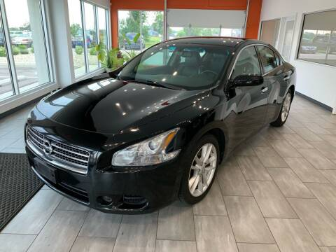 2009 Nissan Maxima for sale at Evolution Autos in Whiteland IN