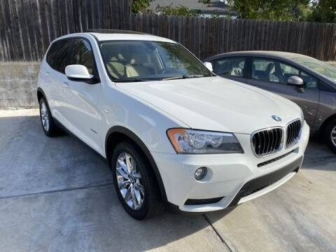 2013 BMW X3 for sale at Guarantee Auto Group in Atascadero CA